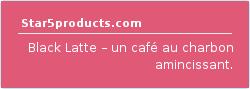 Black Latte – un café au charbon amincissant.